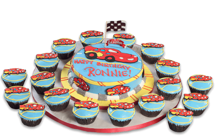 Cake Design In Red Ribbon : Red Ribbon Bakeshop