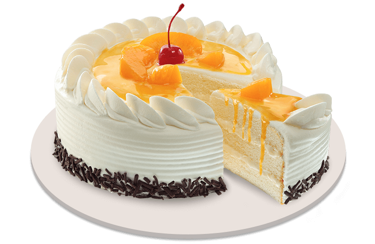 Mango Cream Cake Filling